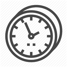 wall clock for office. Clock, Office, Time, Wall Clock Icon For Office G