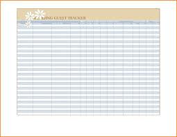 Wedding Guest List Template Excel Download 008 Party Guest List Template Ideas Documenttemplates