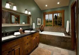 sage green bathroom paint. Image Via Www.designtrends.com Sage Green Bathroom Paint L