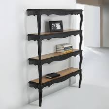 table with shelves. diy inspiration: stacked table shelving with shelves i