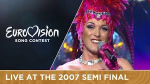 DQ - <b>Drama Queen</b> (Denmark) Live 2007 Eurovision Song Contest ...