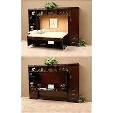 murphy bed desk. Murphy Bed With Desk Wall Cinnamon Ikea .