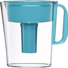 brita water filter pitcher. Amazon.com: Brita Small 5 Cup Metro Water Pitcher With Filter - BPA Free Turquoise: Kitchen \u0026 Dining A