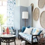 painting rattan furniturePainted Rattan and Wicker Furniture  Apartment Therapy