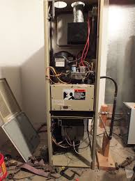 snyder general gray furnaceman furnace troubleshoot and repair picture