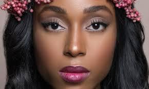 black bride toronto wedding makeup