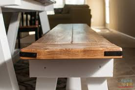 Shanty 2 Chic Coffee Table Weathered Gray Farmhouse Truss Table And Benches Plans Courtesy