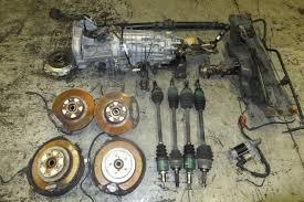09 13 6 Speed Transmission Swap Details Subaru