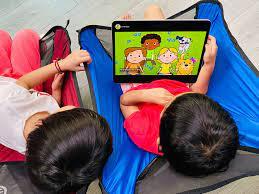 Những trò chơi thú vị trên iPad dành cho trẻ (P2)