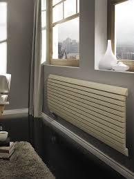 Der design heizkörper mit spiegelfront für wohnzimmer wohnbereich diele flur bad besteht aus vertikalen dreieckigen stählernen strahlungsröhren an stählerne positionsbügel geschweißt. Heizkorper Horizontal Kord Design Heizkorper Senia Heizkorper De
