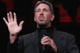 Larry Ellison is stepping down as Oracle CEO. Here's how he got so rich. -  Vox