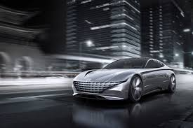 Who Designs Hyundai Cars Hyundais Le Fil Rouge Concept Has A Big Stupid Grille