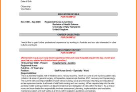 No Job Experience Resume Template Coach Bus Driver Sample Resume