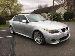 BMW Convertible 2005 bmw 530 : Bmw 530d M Sport 2005 05 / Sunroof / Electric Leather Seats / FSH ...