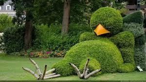 Small Picture Art of Gardening Sleeping Bird Topiary Home Design Garden