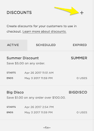 g form discount codes creating discounts squarespace help