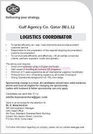 Logistics Job Description Resume Logistics Job Description Resume Resume For Study 2