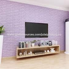 china 3d wall stickers bedroom decor foam brick room decor wallpaper wall decor living wall sticker