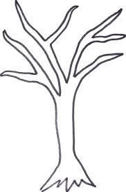 Small Picture printable tree trunk Here is the tree outline if anyone wants to
