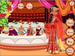 gorgeous indian bride wedding fashion