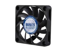 JUAL PCCooler F72 70mm Black Fan - BerlianCom Toko Komputer ...