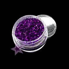 Glitter Fialový G41