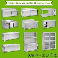 2014 commercial stainless steel kitchen cabinet bnc01 steel kitchen cabinets 181