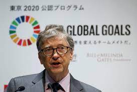 Bill Gates Book on Fighting Climate Change Coming Next June