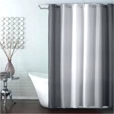 shower curtain with clear top panel bathroom furniture smlf interesting