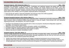 Certified Process Design Engineer Sample Resume Outstanding Resumes ajrhinestonejewelry 52