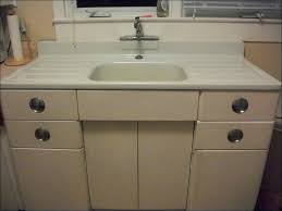 small kitchen sink unit stove and fridge will be your space saving