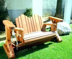 glider patio furniture large size of bench benches patio furniture rocking glider outdoor outdoor glider benches
