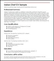 Best Of Professional Chef Resume Professional Chef Resume Culinary ...
