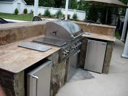 Furniture Outdoor Kitchen Countertops Materials Food