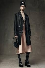alexander black leather coat