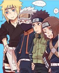 Yandere!Team Minato x Reader who knew such a war could ever begin..… #fanfiction  Fanfiction #amreading #books #watt… | Naruto shippuden anime, Team minato,  Naruto