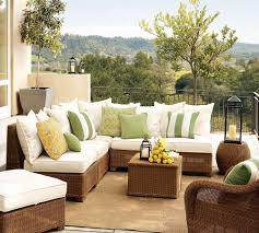 comfortable porch furniture. Image Of: Wicker Patio Furniture Ideas Comfortable Porch