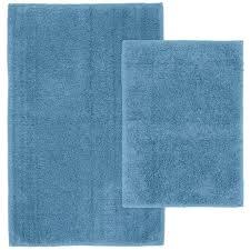 garland rug queen cotton sky blue 21 in x 34 in washable bathroom 2