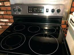 frigidaire flat top stoves stove lot of with the oven burner not recall frigidaire flat top stoves white glass