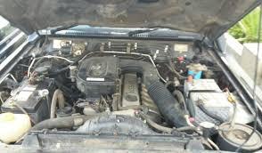 Nissan patrol td42 gq manual wagon