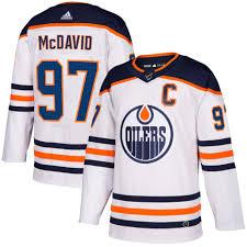 Mcdavid Connor Oilers Jersey Edmonton