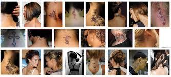 Tetování Na Krku Tetovací Salon