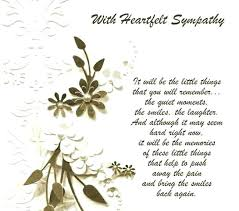 Sympathy Card Quotes Classy Sympathy Messages For Loss Of Spouse Message Quotes Bonsho