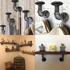 shelves 8 inch shelf supports black