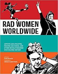 Rad <b>Women</b> Worldwide: Artists and Athletes, Pirates and <b>Punks</b>, and ...