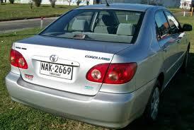 Toyota Corolla XLi 16:picture # 9 , reviews, news, specs, buy car