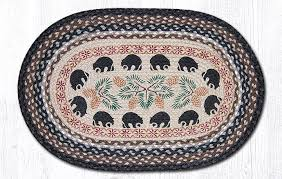 black bears 65 313bb oval 20x30