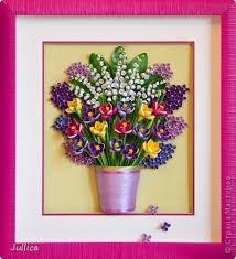 Paper Quilling Flower Bokeh Paper Quilling Flower Bouquet Flowers Healthy