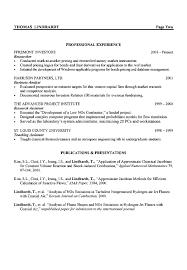 Examples Of Engineering Resumes Classy Aerospace Engineer Resume Example