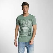 jack jones overwear t shirt jorhermosa in green men jack jones leather jacket new york reliable quality